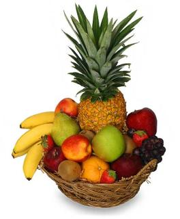 Premium Fruit Basket